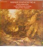 Symphony No. 4 In G Major - Gustav Mahler/ The London Philharmonic Orchestra , J.Horenstein, M. Price