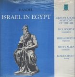Israel In Egypt - Händel