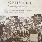 Concerti Grossi Opus 6 (Volume II Nos. 4, 5 & 6) - Händel
