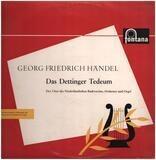 Das Dettinger Tedeum - Händel