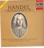 6 Orgelkonzerte op.4 - Händel