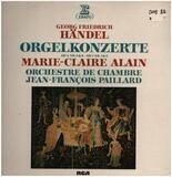 Orgelkonzerte Op.4 Nr.5 & 6, Op.7 Nr.1 & 5 - Händel