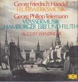 Feuerwerksmusik / Wassermusik - Händel