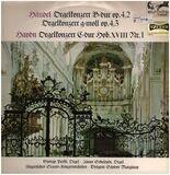 Orgelkonzerte - Händel, Haydn / György Peskó, Sándor Margittay