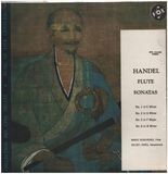 Flute Sonatas - Händel, Mario Duschenes, Kelsey Jones
