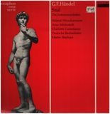 Saul - Georg Friedrich Händel - English Chamber Orchestra , Philip Ledger , The King's College Choir Of Ca