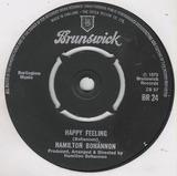 Happy Feeling - Hamilton Bohannon