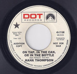 On Tap, In The Can, Or In The Bottle - Hank Thompson