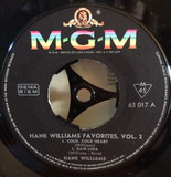 Hank Williams Favourites Vol.2 - Hank Williams