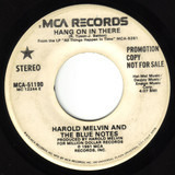 Hang On In There - Harold Melvin And The Blue Notes
