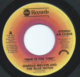Now Is The Time / Power Of Love - Harold Melvin And The Blue Notes