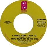I Miss You - Harold Melvin And The Blue Notes