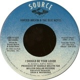I Should Be Your Lover - Harold Melvin And The Blue Notes