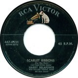Scarlet Ribbons (For Her Hair) / Shenandoah - Harry Belafonte
