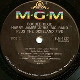Double Dixie - Harry James And His Big Band Plus The Dixieland Five