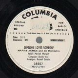 Someone Loves Someone / Ultra - Harry James