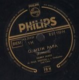 O, Mein Papa / Serenata - Harry James