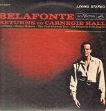 Belafonte Returns to Carnegie Hall - Harry Belafonte