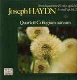 Streichquartette Es-dur op.64,6 / h-moll op.64,2 - Haydn / Quartett Collegium aureum