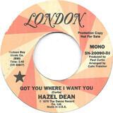 Got You Where I Want You - Hazell Dean