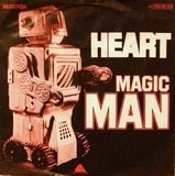 Magic Man / How Deep It Goes - Heart