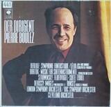 Der Dirigent Pierre Boulez - Berlioz , Bartók ,  Stravinsky ,  Debussy / Pierre Boulez , The London Symphony Orch.