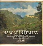 Harold in Italien op. 16 - Sinfonien in vier Sätzen - Hector Berlioz/ D. Oistrach, R. Barshai, Sinfonieorch. der Moskauer Staatl. Philharmonie