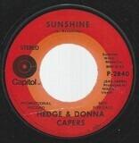 Sunshine - Hedge & Donna