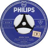 """Mister Love / Sag Mir Leis' """"Je T'aime"""" - Heidi Brühl"""