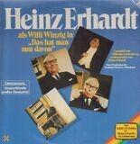als Willi Winzig in 'Das hat man nun davon' - Heinz Erhardt
