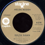 Peaceful / Delta Dawn - Helen Reddy