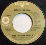 You're My World / The Happy Girls - Helen Reddy