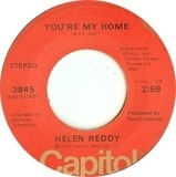 Keep On Singing / You're My Home - Helen Reddy