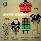 Rhapsodie In Halbstark - Helmut Qualtinger Singt Gerhard Bronner
