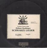Helmut Qualtinger Singt Schwarze Lieder - Helmut Qualtinger