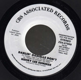 Darlin' Danielle Don't - Henry Lee Summer
