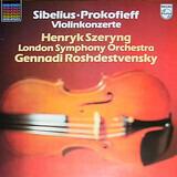 Violinkonzerte - Sibelius / Prokofieff