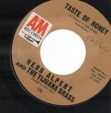 Taste Of Honey / 3rd Man Theme - Herb Alpert & The Tijuana Brass