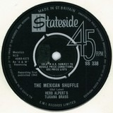 The Mexican Shuffle / Numero Cinco - Herb Alpert & The Tijuana Brass