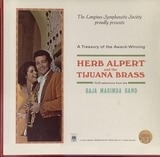 A Treasury Of Herb Alpert And The Tijuana Brass Plus Selections From The Baja Marimba Band - Herb Alpert & The Tijuana Brass, Baja Marimba Band