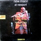 New Mann at Newport - Herbie Mann