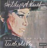 Spricht Und Singt Tucholsky - Hildegard Knef