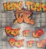Pick It Up - Home Team