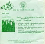 Sure The Boy Was Green - Horslips