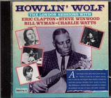 The London Sessions With Eric Clapton, Steve Winwood, Bill Wyman & Charlie Watts - Howlin' Wolf
