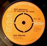 Good Vibrations / Tony's Theme - Hugo Montenegro, His Orchestra And Chorus