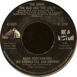 The Good, The Bad And The Ugly / March With Hope - Hugo Montenegro, His Orchestra And Chorus