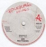 Shake It - Iain Matthews