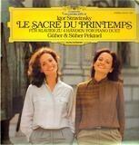 Le Sacre Du Printemps, Für Klavier Zu 4 Händen / For Piano Duet - Igor Stravinsky