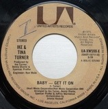 Baby - Get It On - Ike & Tina Turner